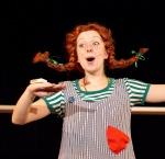 Pipi dlouhá punčocha - fotka z představení