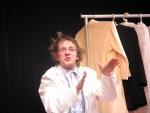 Horká linka - fotografie z představení