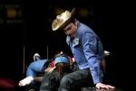Neidentifikovatelné lidské ostatky... - fotografie z představení